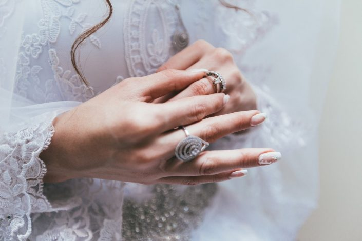 Engagement ring selection
