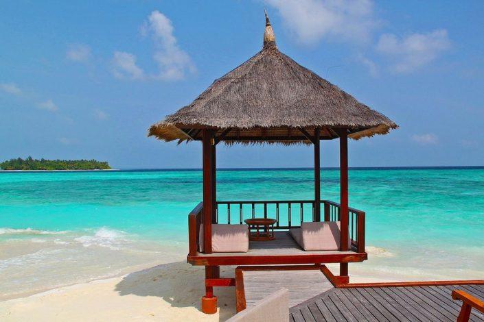 Relax on honeymoon