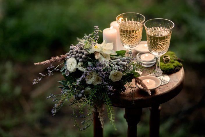 Wedding decorations autumn wedding
