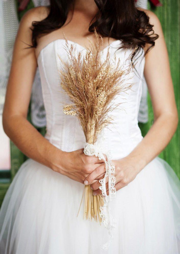 wedding wheat