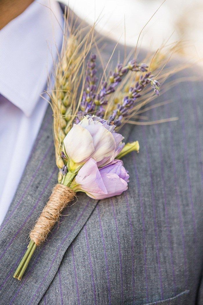 wheat wedding